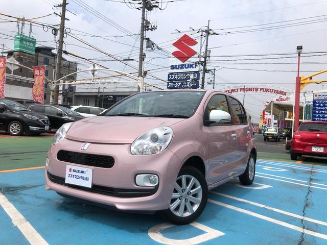 トヨタ パッソ プラスハナ Gパッケージ ナビ・バックカメラ・ETC搭載車