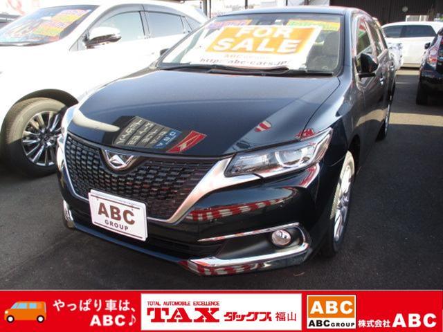 トヨタ A18 Gプラスパッケージ ナビTV フルセグ DVD再生