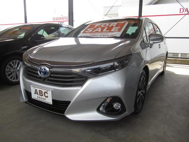 トヨタ SAI G LEDヘッドライト
