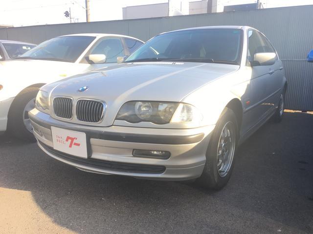BMW 323i キーレス パワーシート