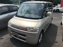 タント軽自動車 AT エアコン AW 4名乗り CD MD