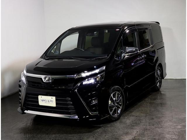 トヨタ ZS煌 トヨタセーフティセンス SDナビTV パワースライド