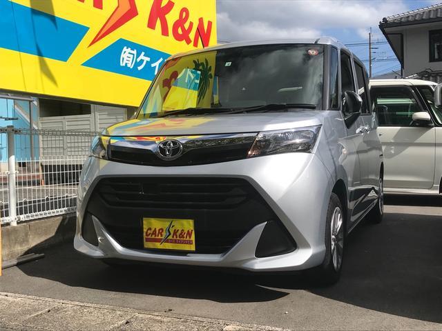 トヨタ タンク X S ナビ TV バックカメラ ETC プッシュスタート パワースライドドア