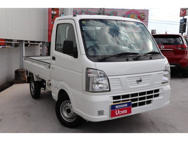 日産 NT100クリッパートラック DX 純正ラジオ フロアマット 荷台ゴムマット