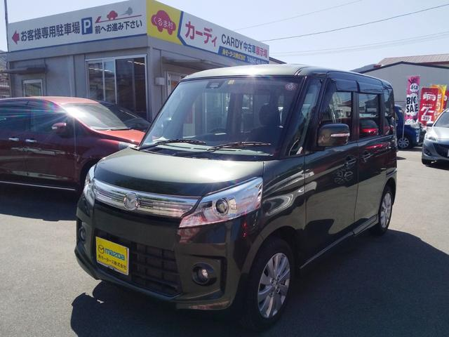 マツダ XS 4WD ナビ バックカメラ
