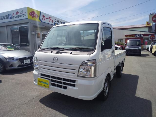 マツダ スクラムトラック KCエアコン・パワステ オートマ ETC