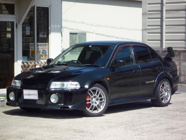 三菱 GSRエボリューションV 4WD