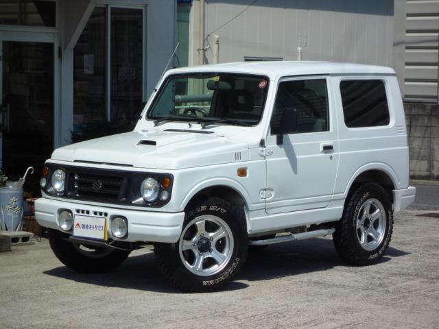 スズキ 4WD アルミ