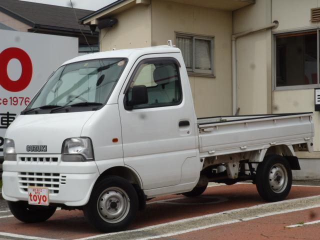 スズキ パワステ ラジオ 4WD AT