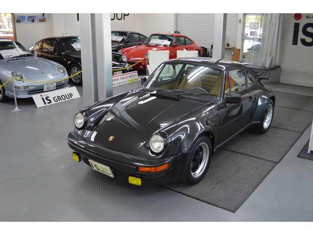 ポルシェ 911ターボ ワンオーナー ディ-ラー車 記録簿