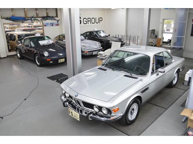BMW 3.0CSi D車 記録簿8枚 オリジナル車 フルノーマル