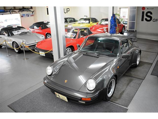 ポルシェ 911ターボ D車 記録簿 取説 オリジナル車 禁煙車