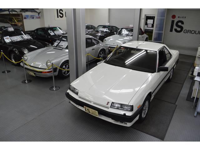 日産 2000ターボRS-X オリジナル車 保証書 記録簿 取説