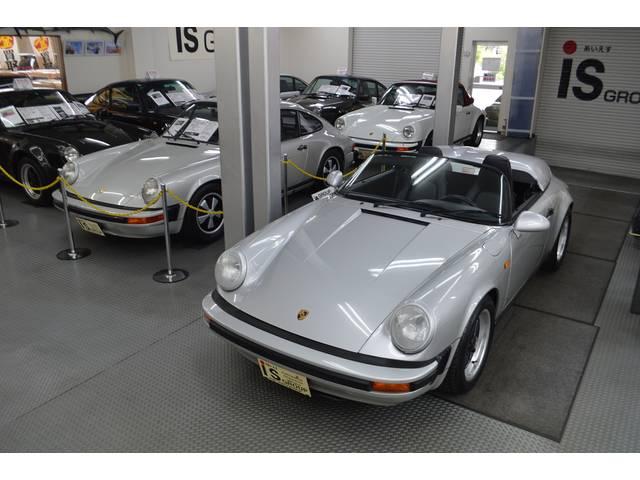 ポルシェ 911スピードスター D車 オリジナル車 限定250台