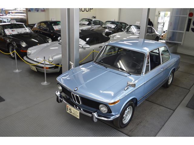 BMW 2002 ベースグレード ディーラー車 ワンオーナー