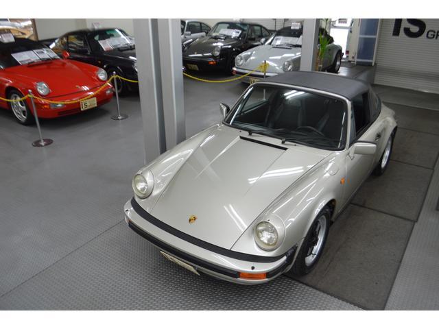 ポルシェ 911SC タルガ ディーラー車 ガレージ保管 フルノーマル