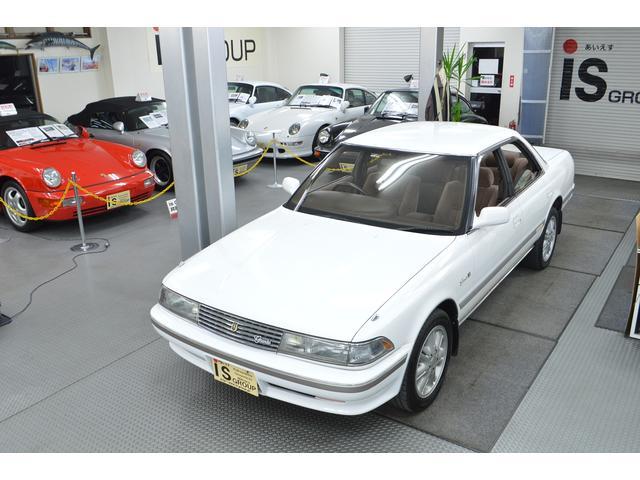 トヨタ グランデG Sチャージャー ハードトップ 16inAW
