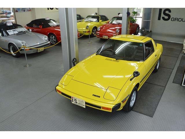 マツダ SEリミテッド 前期型 オリジナル車 5MT 保証書 取説