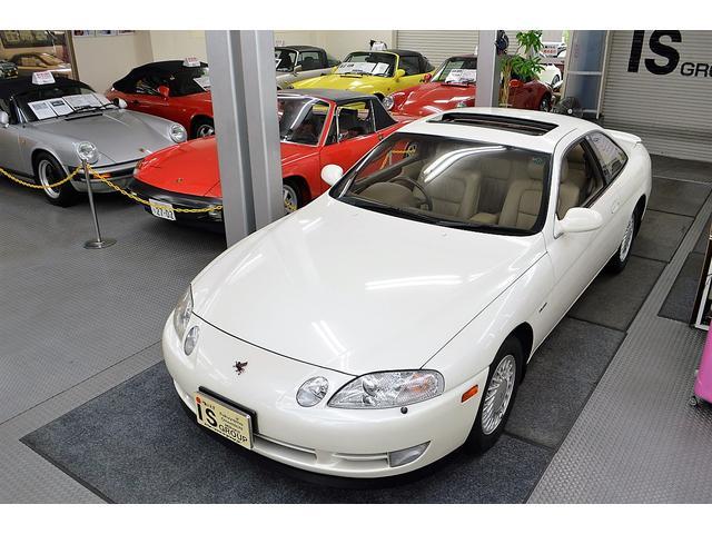 トヨタ 4.0GTリミテッド ユーザー買取 保証書取説 オリジナル車