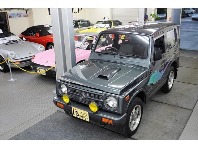 スズキ HC オリジナル車 5速MT エアコン フォグ Fウィンチ