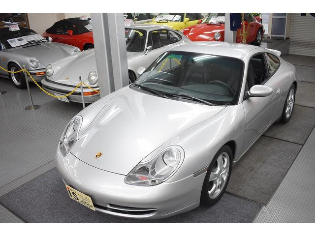 ポルシェ 911カレラ4 D車 ガレージ保管 フルノーマル HID