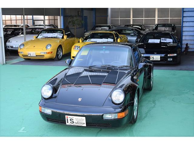 ポルシェ 911ターボ 記録簿 整備手帳 ディ-ラー車 オリジナル車