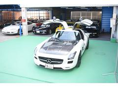 M・ベンツ SLS AMGGTファイナルエディション ディ—ラー車 20台限定