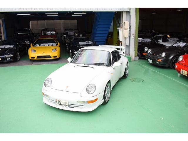 ポルシェ 911カレラRS D車 フルノーマル 保証書 整備手帳