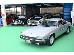 ジャガー XJ−Sクーペ D車 右H クルコン 本革 オリジナル車