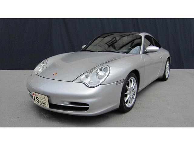 ポルシェ 911タルガ D車 リトロニック 黒レザー 保証書 整備手帳