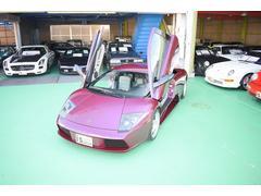 ランボルギーニ ムルシエラゴeギア D車 ワンオーナー リフティング 保証書 整備手帳