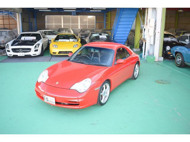 ポルシェ 911 911カレラ カブリオレ 右ハンドル ディ―ラー車 ハードトップ付 電動オープン 保証書 整備手帳 リトロニック