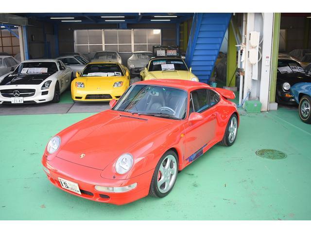 ポルシェ 911ターボ 4WD フルノーマル 保証書 記録簿 取説 6速MT