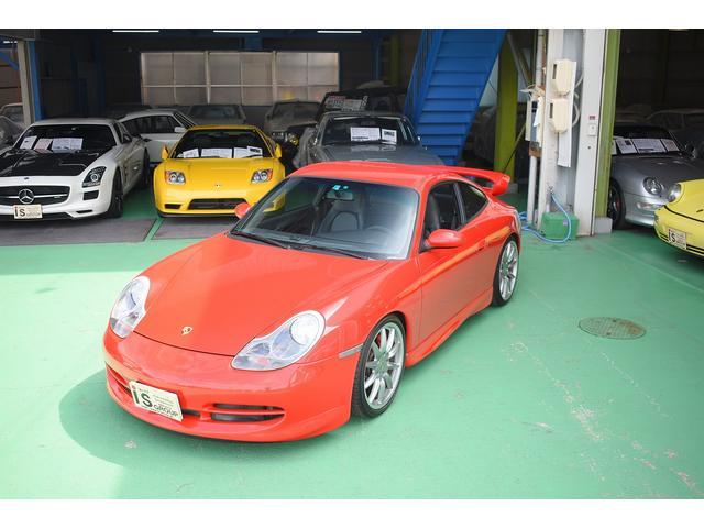 ポルシェ 911 911カレラ GT3仕様 オプション ディ―ラー車 ビルシュタイン車高調 19インチアルミホイール マフラー レッドキャリパー 保証書