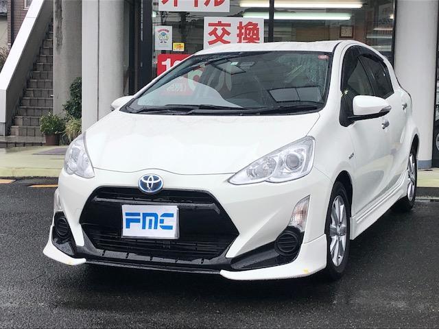 トヨタ Sスタイルブラック 純正ナビ・TV セーフティセンス