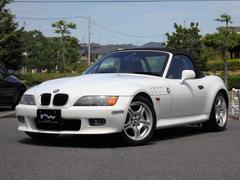 BMW Z3ロードスター2.2i コンビ黒革シート
