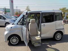 デイズルークスアンシャンテ福祉車両 助手席スライドアップシート X