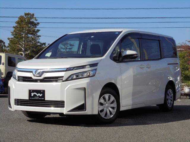 トヨタ X トヨタセーフティセンス LEDヘッドランプ 両側パワスラドア 純正ナビTV 8人乗