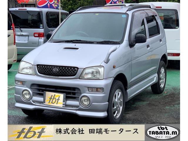 ダイハツ テリオスキッド CX ターボ 4WD 4AT