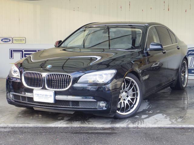 BMW アクティブハイブリッド7 レザー HDDナビ iストップ