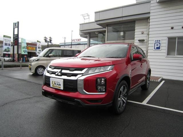 三菱 G 4WD e-Assist
