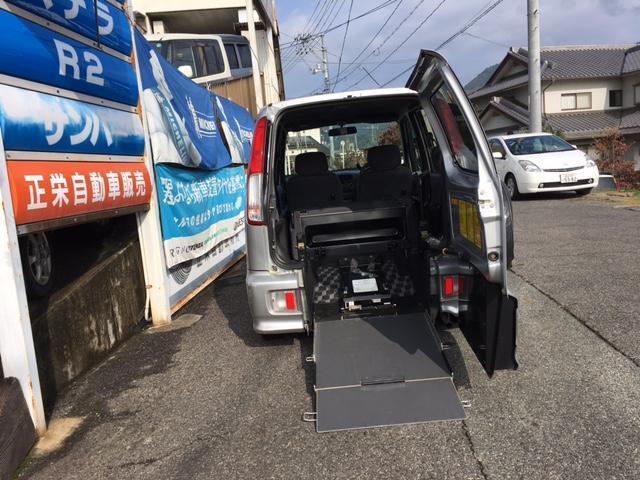 ダイハツ 福祉車輌 キーレス ワンオーナー ABS