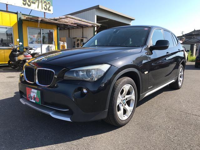 BMW sDrive 18i ETC ナビ フルセグTV バックカメラ CD DVD Bluetooth USB AUX  HIDヘッドライト スマートキー 純正AW17インチ ATエアコン 盗難防止システム