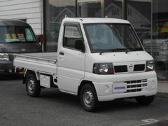 クリッパートラックDX 4WD  エアコン パワステ