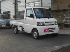 ミニキャブトラックVX−SE 4WD  エアコン パワステ エアバッグ