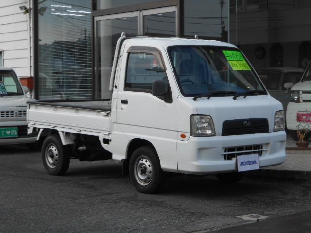 TB 4WD  エアコン パワステ(1枚目)
