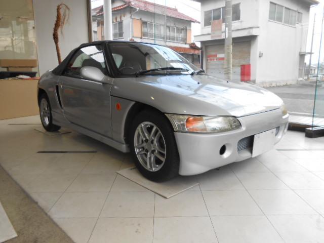 「ホンダ」「ビート」「オープンカー」「広島県」の中古車