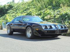 ポンテアック ファイヤーバード1981モデル V8 350Eg AT350 エーデルキャブ