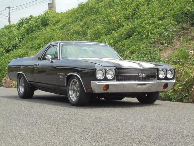 シボレー 1970年モデル NOx PM適合 1ナンバー 5700cc