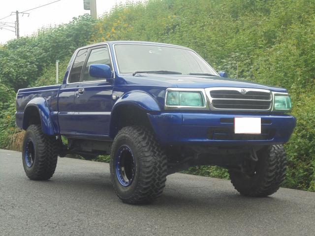 マツダ キャブプラス 4WD リフトUP オーバーフェンダー ETC